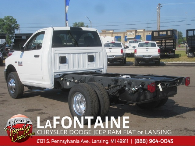 2018 Ram 3500 Regular Cab DRW 4x4,  Cab Chassis #18U2193 - photo 2