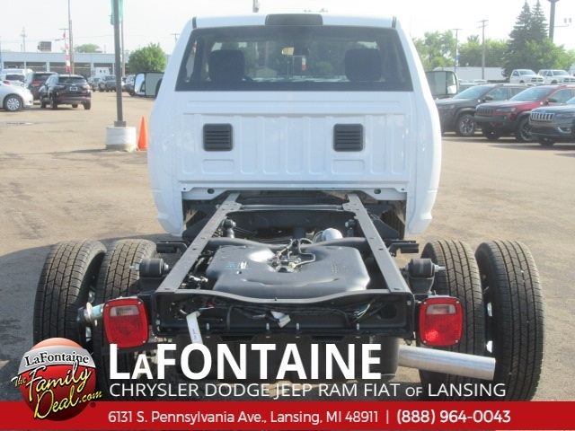 2018 Ram 3500 Regular Cab DRW 4x4,  Cab Chassis #18U2193 - photo 8