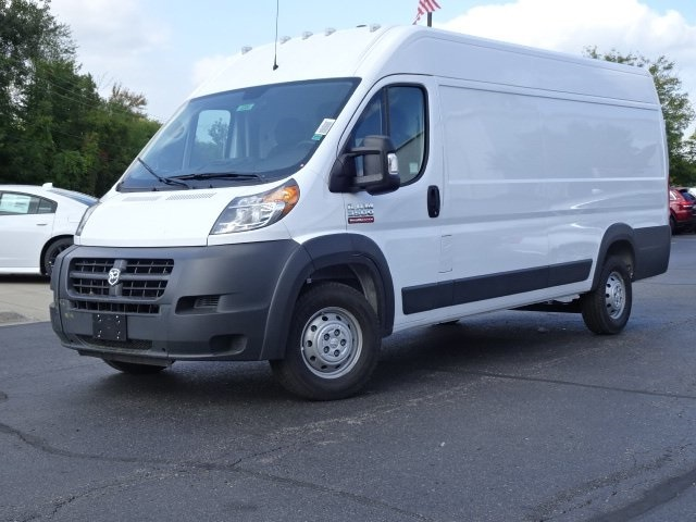 2018 ProMaster 3500 High Roof FWD,  Empty Cargo Van #18U2205 - photo 13