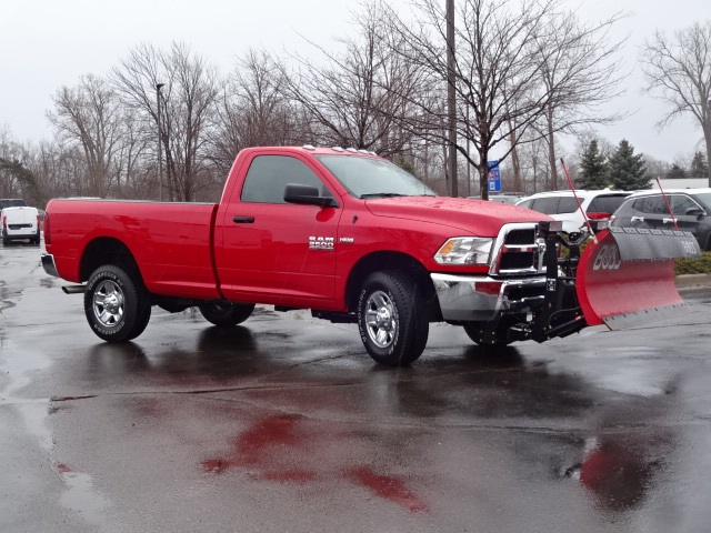 2018 Ram 2500 Regular Cab 4x4,  BOSS Pickup #18U2254 - photo 3