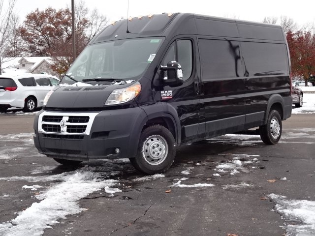 2018 ProMaster 2500 High Roof FWD,  Empty Cargo Van #18U2273 - photo 13