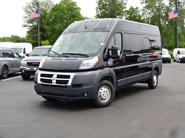 2018 ProMaster 2500 High Roof FWD,  Empty Cargo Van #18U2277 - photo 13