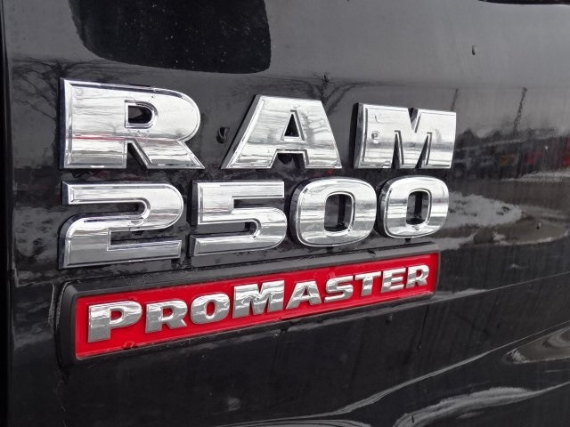 2018 ProMaster 2500 High Roof FWD,  Empty Cargo Van #18U2277 - photo 9