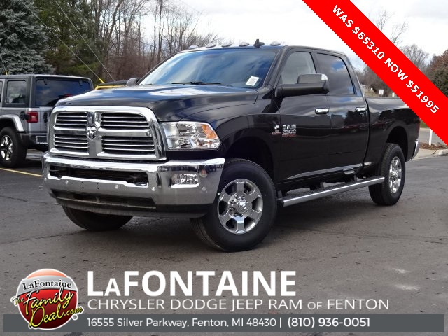2018 Ram 2500 Crew Cab 4x4, Pickup #18U2343 - photo 1