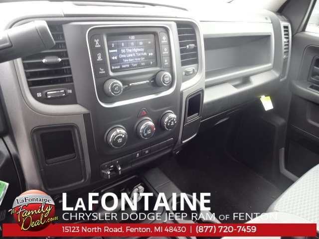 2018 Ram 2500 Crew Cab 4x4 Pickup #18U506 - photo 19