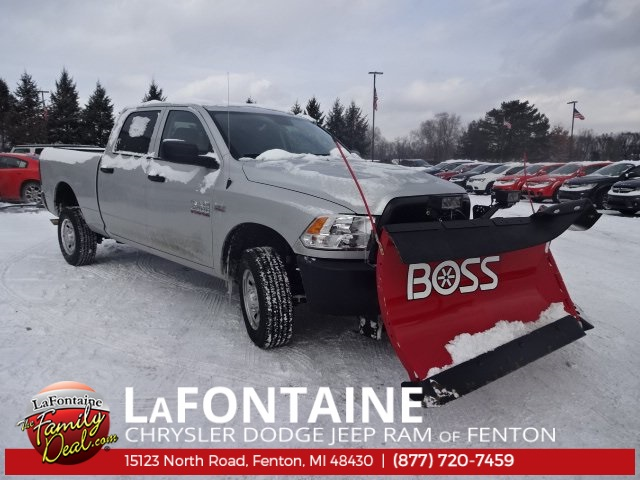 2018 Ram 2500 Crew Cab 4x4 Pickup #18U506 - photo 4