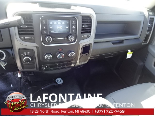 2018 Ram 2500 Regular Cab 4x4, Pickup #18U695 - photo 34