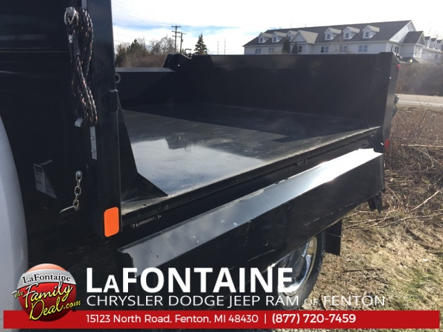 2018 Ram 3500 Regular Cab DRW 4x4, Dump Body #18U787 - photo 6