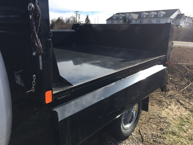 2018 Ram 3500 Regular Cab DRW 4x4,  Monroe Dump Body #18U787 - photo 6