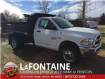 2018 Ram 3500 Regular Cab DRW 4x4, Dump Body #18U787 - photo 3