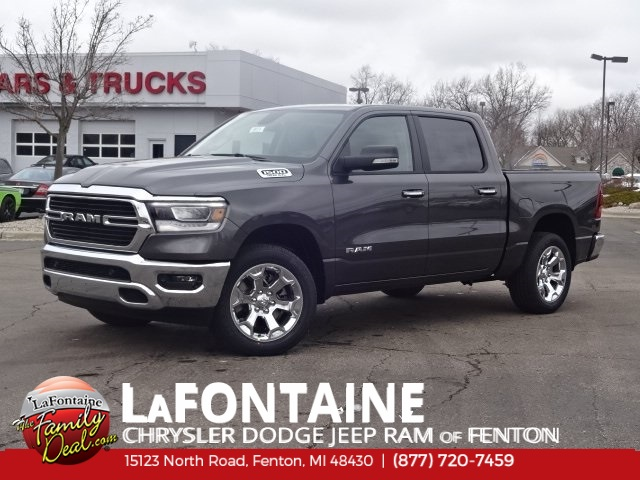 2019 Ram 1500 Crew Cab 4x4,  Pickup #19U0095 - photo 16