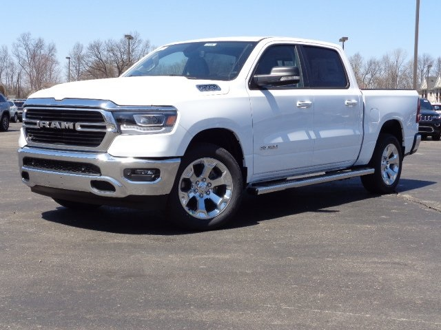 2019 Ram 1500 Crew Cab 4x4, Pickup #19U0106 - photo 62