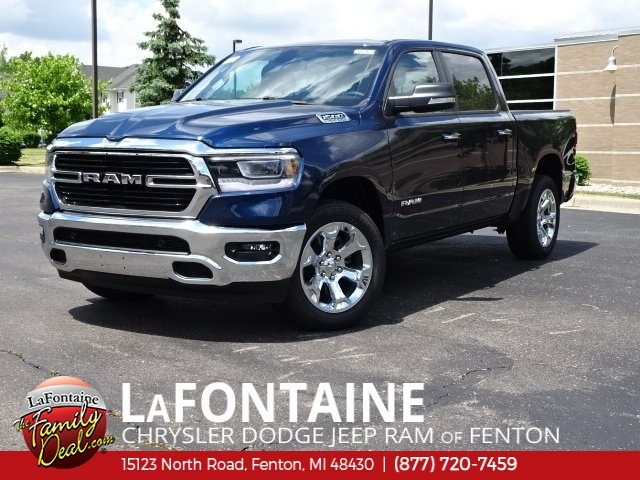 2019 Ram 1500 Crew Cab 4x4,  Pickup #19U0126 - photo 1
