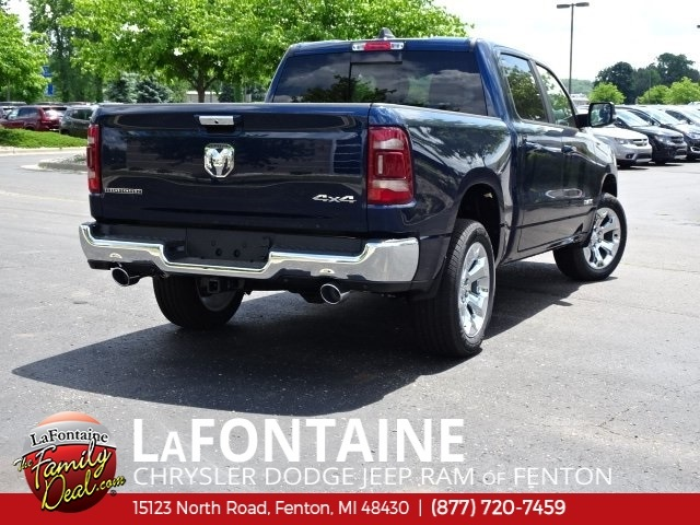 2019 Ram 1500 Crew Cab 4x4,  Pickup #19U0126 - photo 4
