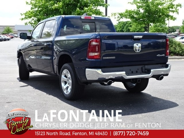 2019 Ram 1500 Crew Cab 4x4,  Pickup #19U0126 - photo 2