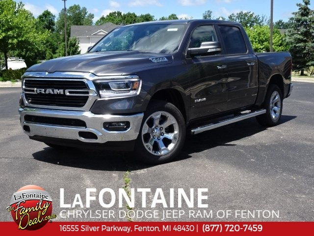 2019 Ram 1500 Crew Cab 4x4,  Pickup #19U0135 - photo 1