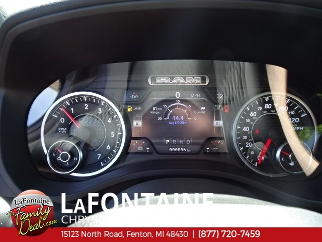 2019 Ram 1500 Crew Cab 4x4,  Pickup #19U0148 - photo 28