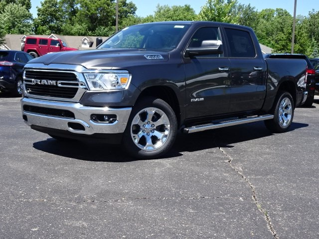 2019 Ram 1500 Crew Cab 4x4,  Pickup #19U0154 - photo 1