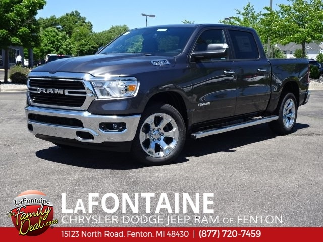 2019 Ram 1500 Crew Cab 4x4,  Pickup #19U0157 - photo 16
