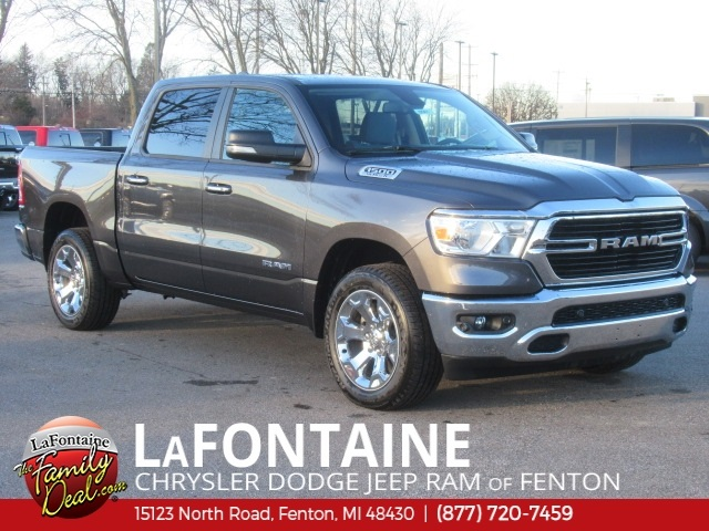 2019 Ram 1500 Crew Cab 4x4,  Pickup #19U0178 - photo 1