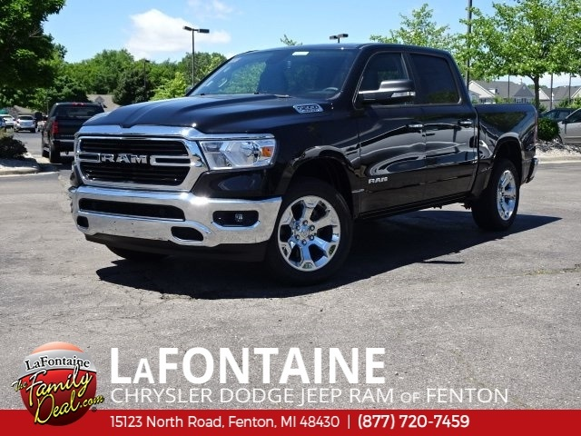 2019 Ram 1500 Crew Cab 4x4,  Pickup #19U0179 - photo 16