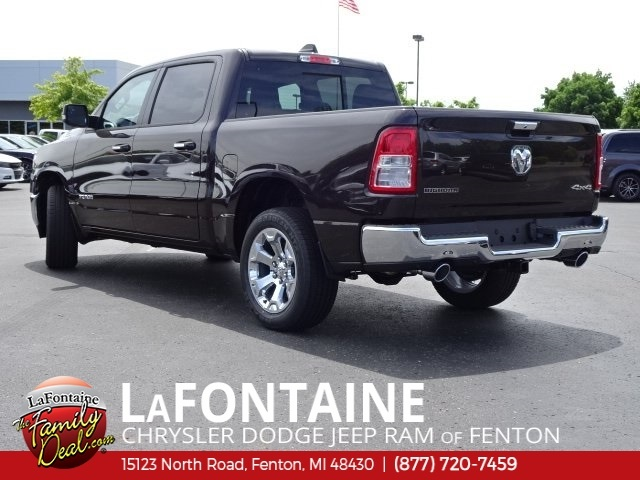 2019 Ram 1500 Crew Cab 4x4,  Pickup #19U0183 - photo 5