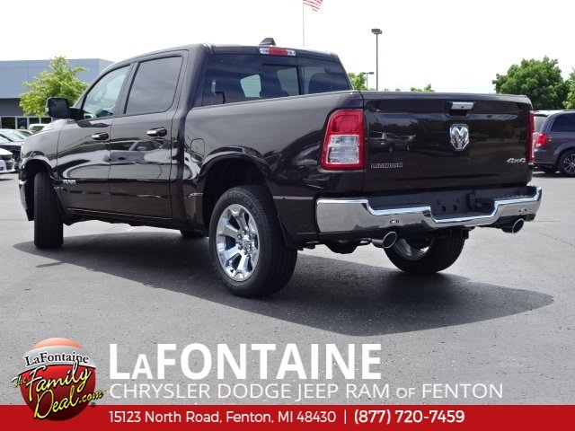 2019 Ram 1500 Crew Cab 4x4,  Pickup #19U0183 - photo 2