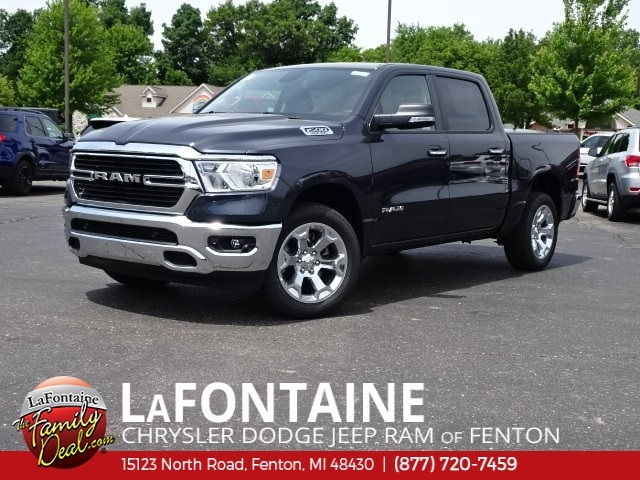 2019 Ram 1500 Crew Cab 4x4,  Pickup #19U0187 - photo 1