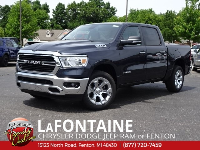 2019 Ram 1500 Crew Cab 4x4,  Pickup #19U0187 - photo 16
