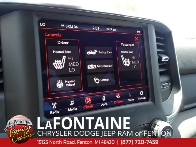 2019 Ram 1500 Crew Cab 4x4,  Pickup #19U0187 - photo 35