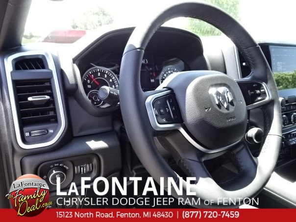 2019 Ram 1500 Crew Cab 4x4,  Pickup #19U0197 - photo 22