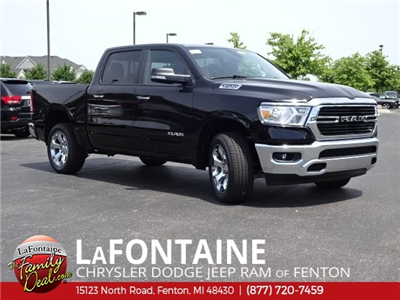 2019 Ram 1500 Crew Cab 4x4,  Pickup #19U0203 - photo 3