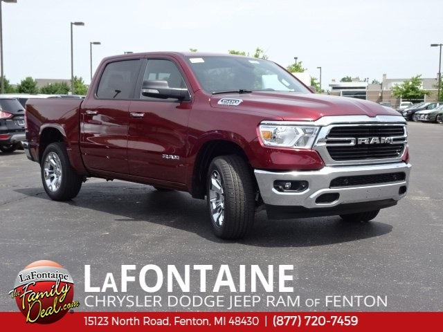 2019 Ram 1500 Crew Cab 4x4,  Pickup #19U0238 - photo 3