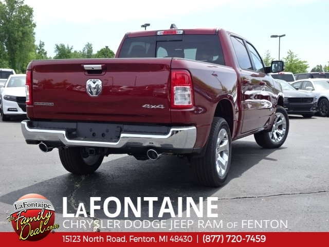 2019 Ram 1500 Crew Cab 4x4,  Pickup #19U0238 - photo 4