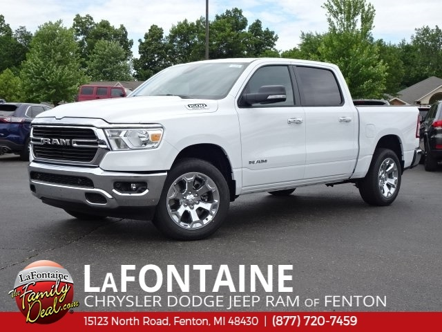 2019 Ram 1500 Crew Cab 4x4,  Pickup #19U0239 - photo 16