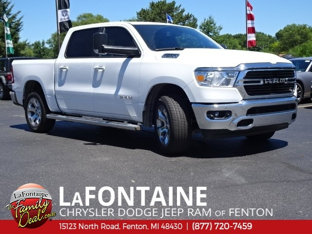 2019 Ram 1500 Crew Cab 4x4,  Pickup #19U0240 - photo 3