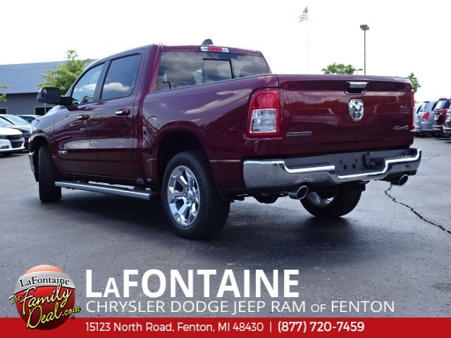 2019 Ram 1500 Crew Cab 4x4,  Pickup #19U0242 - photo 2
