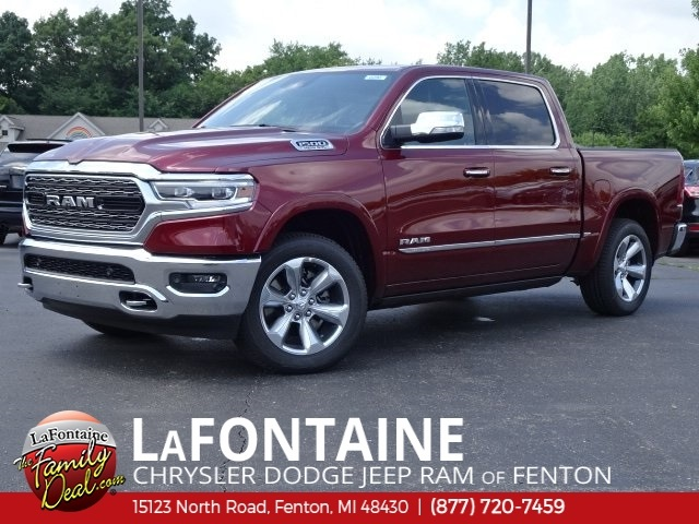 2019 Ram 1500 Crew Cab 4x4,  Pickup #19U0280 - photo 18