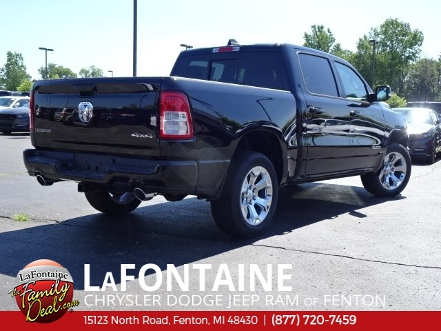 2019 Ram 1500 Crew Cab 4x4,  Pickup #19U0289 - photo 4