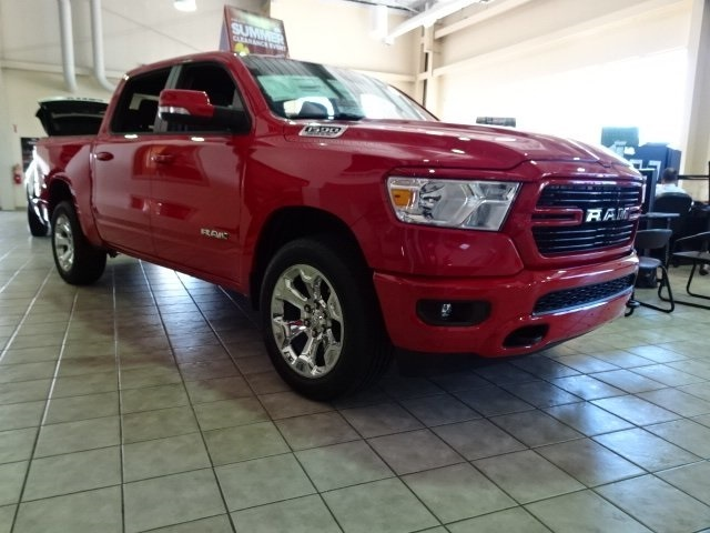 2019 Ram 1500 Crew Cab 4x4,  Pickup #19U0300 - photo 3