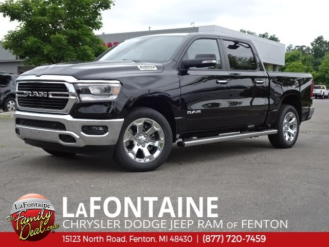 2019 Ram 1500 Crew Cab 4x4,  Pickup #19U0325 - photo 17