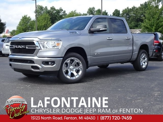 2019 Ram 1500 Crew Cab 4x4,  Pickup #19U0331 - photo 16