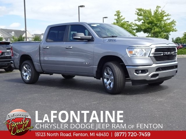 2019 Ram 1500 Crew Cab 4x4,  Pickup #19U0331 - photo 3