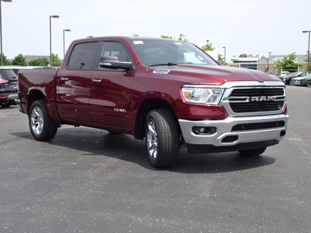 2019 Ram 1500 Crew Cab 4x4,  Pickup #19U0336 - photo 3