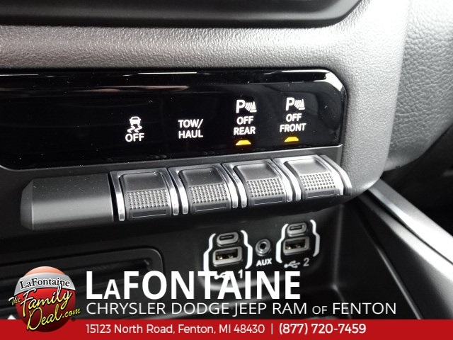 2019 Ram 1500 Crew Cab 4x4,  Pickup #19U0369 - photo 38