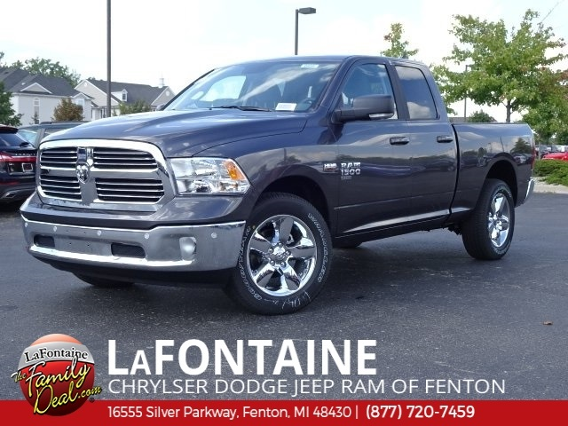 2019 Ram 1500 Quad Cab 4x4,  Pickup #19U0461 - photo 1