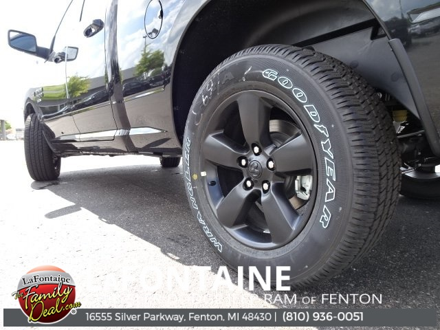 2019 Ram 1500 Quad Cab 4x4,  Pickup #19U0480 - photo 11