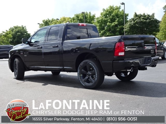 2019 Ram 1500 Quad Cab 4x4,  Pickup #19U0480 - photo 5