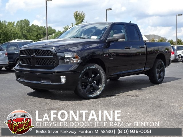 2019 Ram 1500 Quad Cab 4x4,  Pickup #19U0482 - photo 1