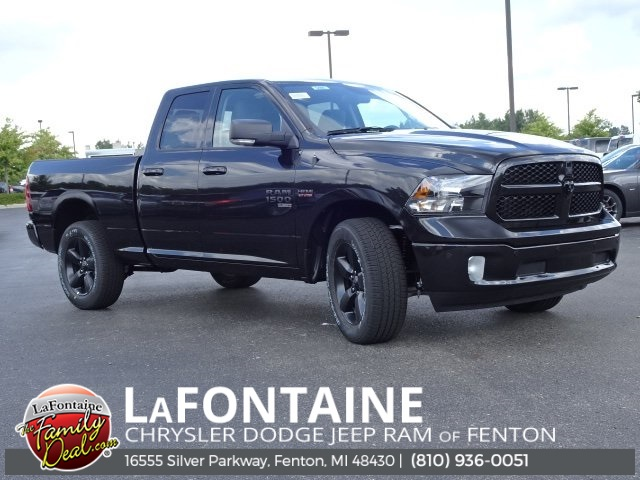 2019 Ram 1500 Quad Cab 4x4,  Pickup #19U0482 - photo 3